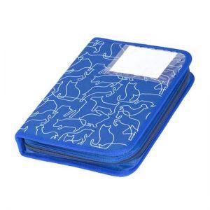 Premien fra Agria er en konkurranseperm/stambokperm - veldig nyttig for å holde orden på hundens pass og papirer!