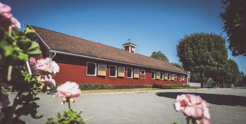 Stall Solstad hovedstallen
